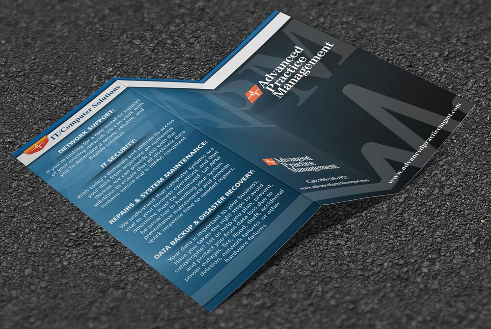 Advanced Practice Mgmt - Brochure Outside