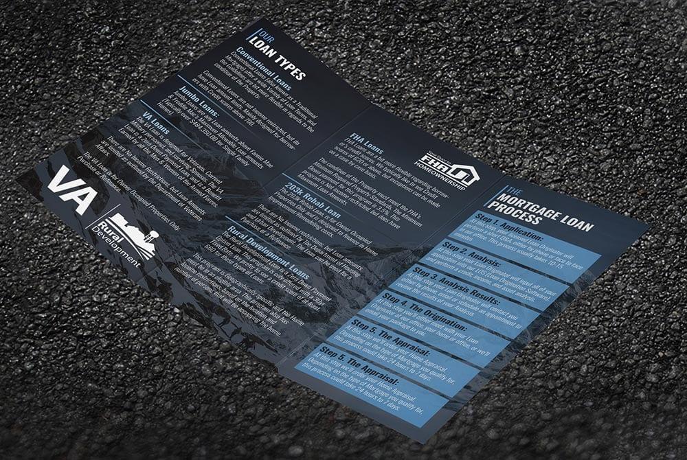 Glacier Financial - Brochure - Inside