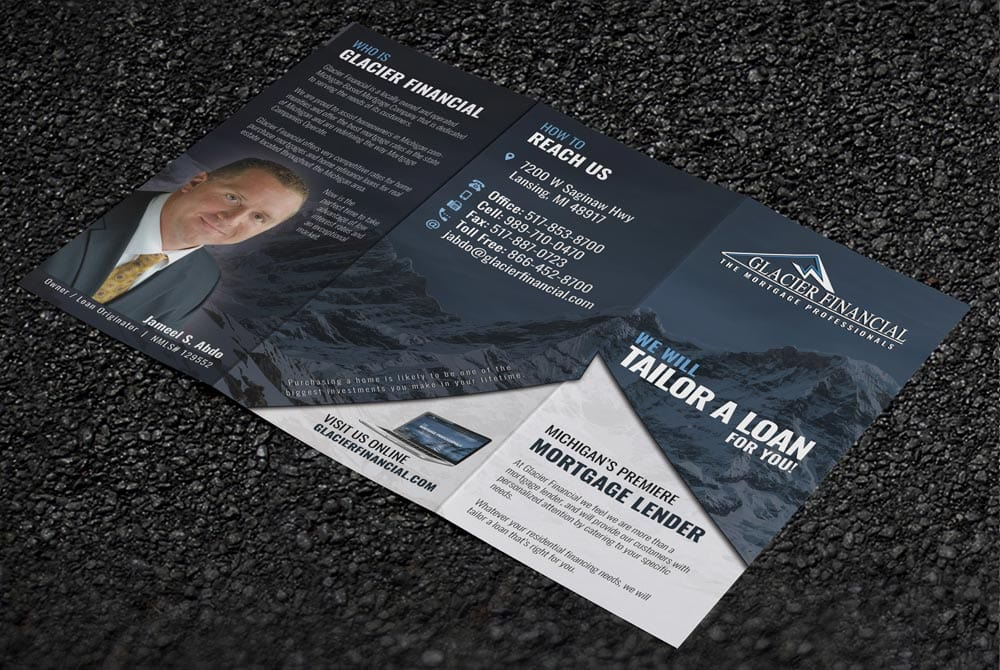 Glacier Financial - Brochure - Outside