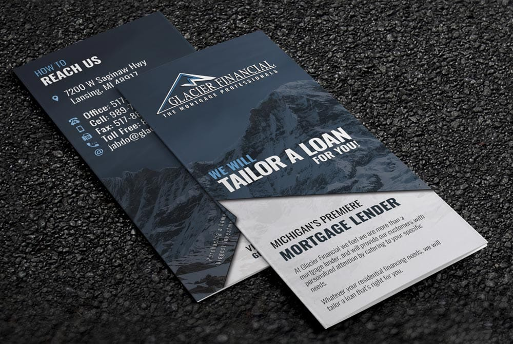 Glacier Financial - Brochures