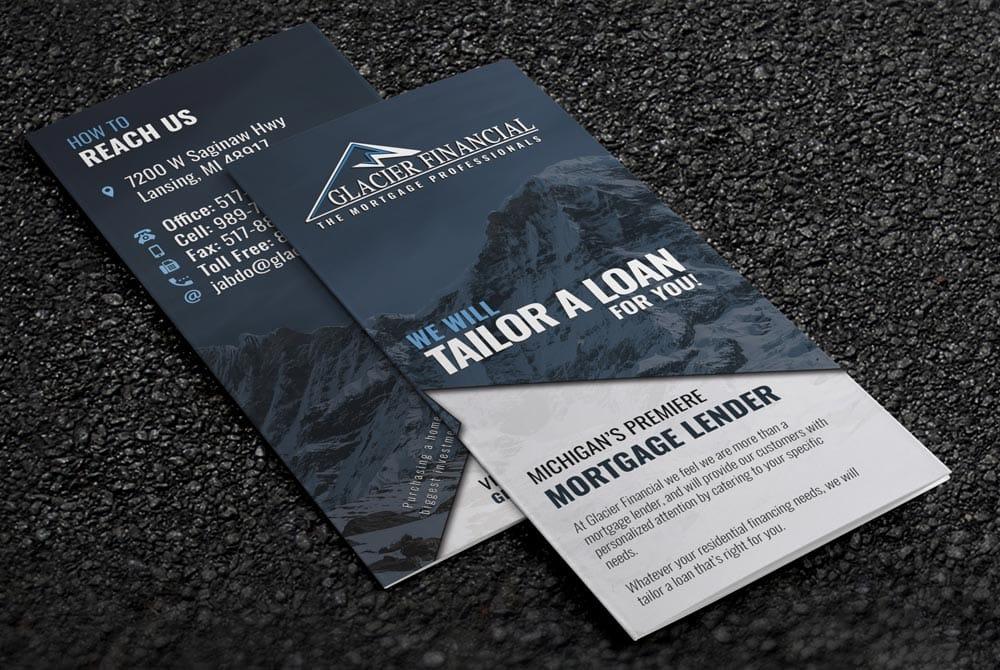 Glacier Financial - Brochures