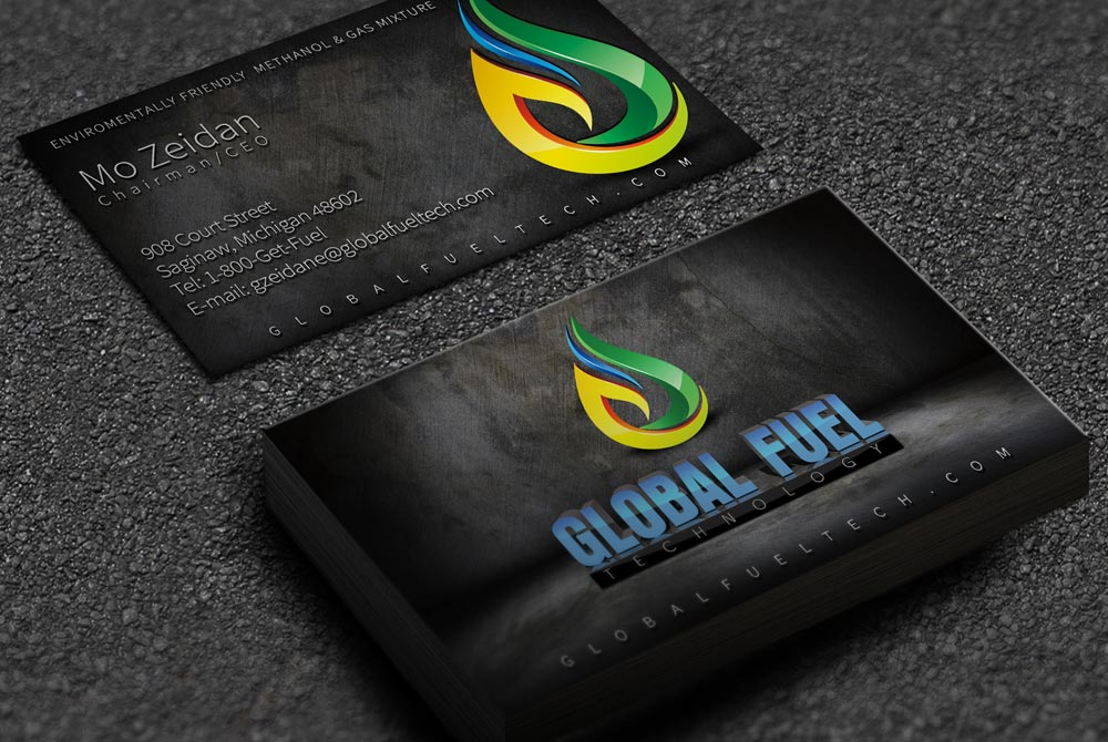 Global Fuel Technology - Business Cards