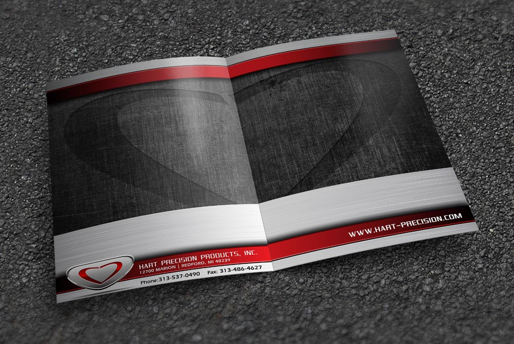 Hart Precision - Folder Inside