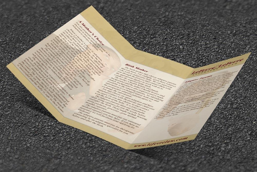 LeFevre - Brochure Inside