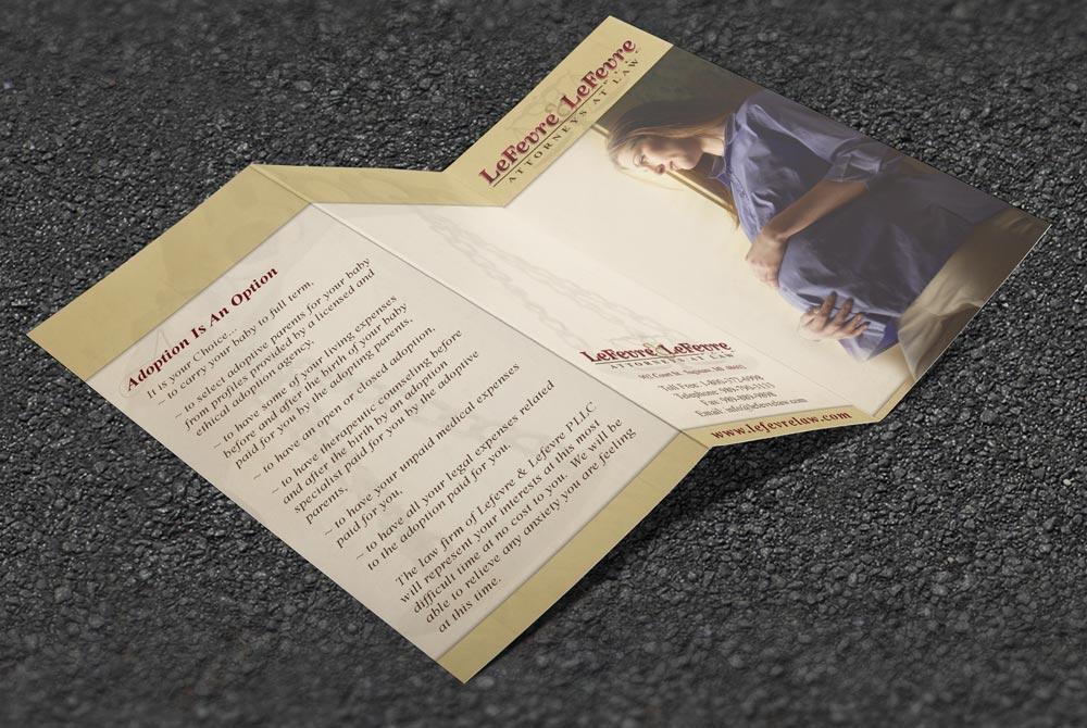 LeFevre - Brochure Outside