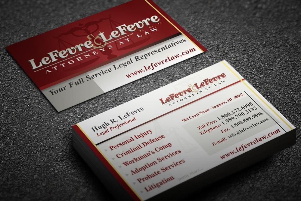 LeFevre - Business Cards