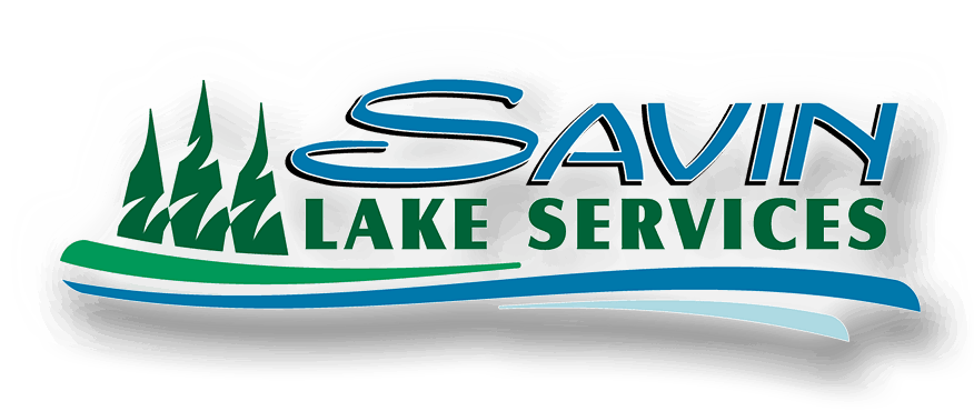 Savin Lake - Logo
