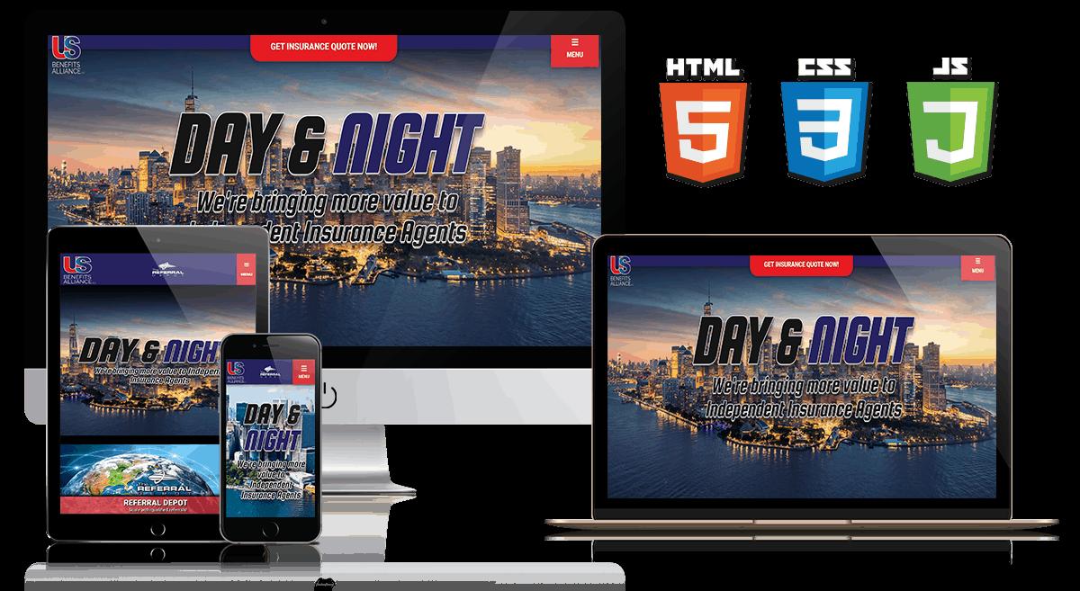 USBA-website-design-mockup