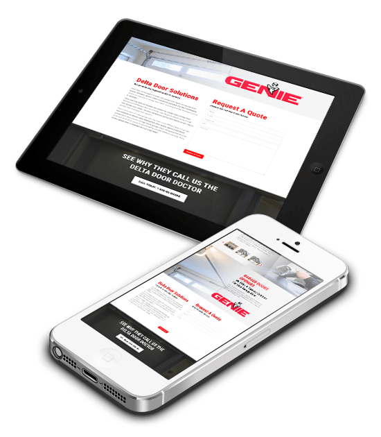 Lead Generation - Web Design